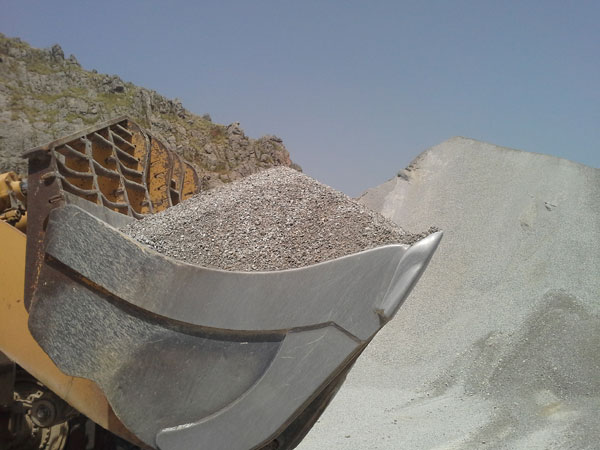 Vendita sabbia per edilizia Soragna