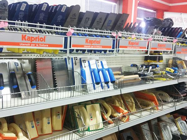negozio per utensili